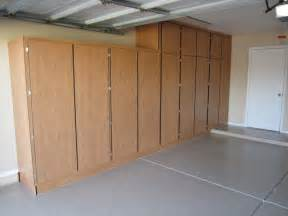 Garage Cabinet Design Do It Yourself Garage Cabinets Decosee Com