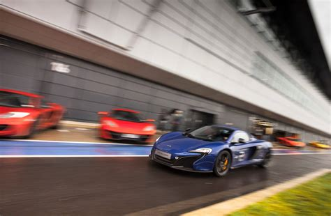 mclaren driving experience at silverstone circuit