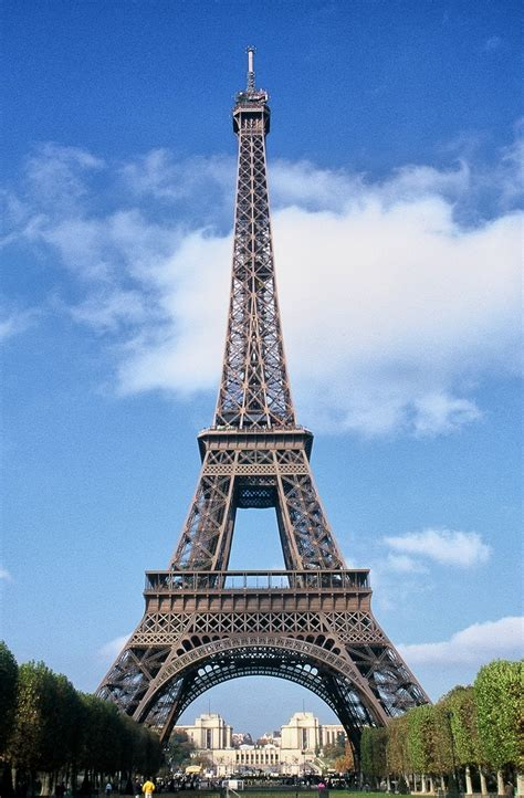 Who Designed The Eiffel Tower | world visits tours the eiffel tower famous symbol paris