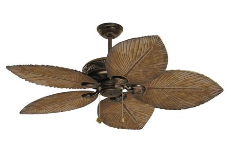 tropical indoor ceiling fans with lights bahama ceiling fans tb344dbz bahama breezes tropical