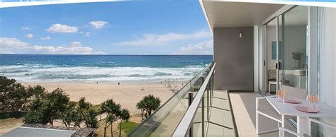 Appartments Gold Coast by Surfers Paradise Beachfront Accommodation One On The