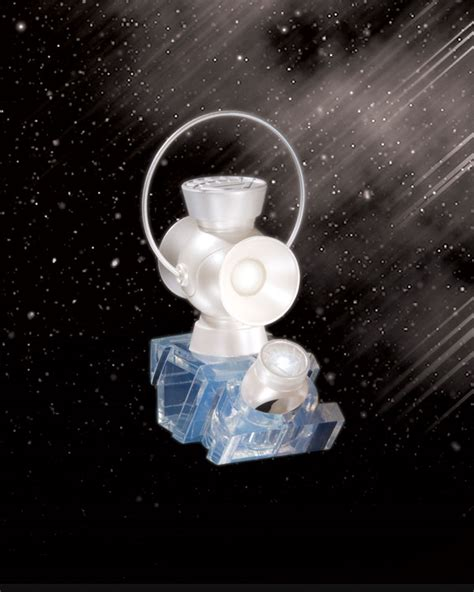 blackest white lantern 1 4 scale power battery