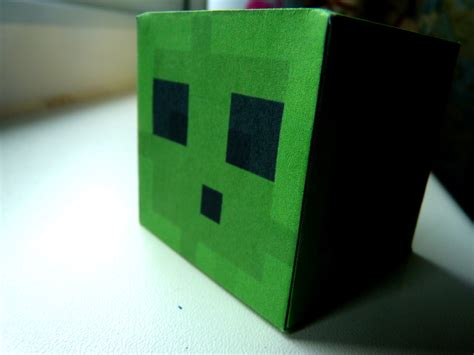 Minecraft Papercraft Slime - the gallery for gt minecraft slime papercraft
