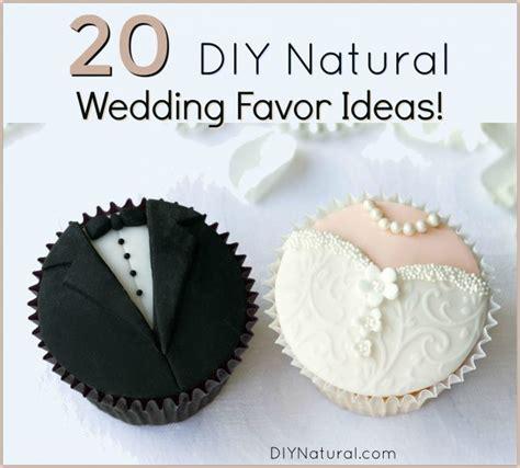 Diy Wedding Giveaways Ideas - diy wedding favors 20 ideas for amazing natural wedding favors