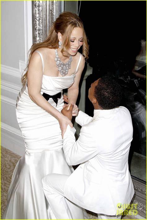 Mariah Carey & Nick Cannon Renew Vows in Paris: Photo