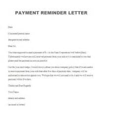 reminder letter sample the best letter sample
