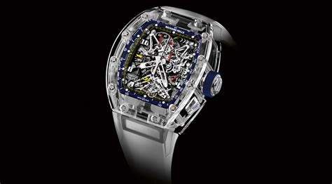 Jam Tangan Richard Mille Rm052 5 stephen forsey to discuss greubel forsey s most modern design swiss classic watches