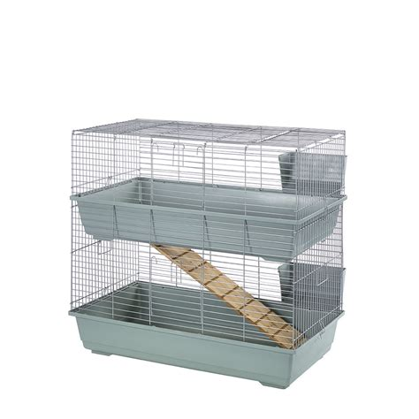 Guinea Pig Hutch Indoor large indoor decker rabbit guinea pig 100 cage