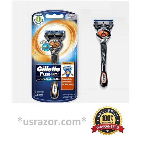 Silet Gillette Proffesional Tajam 13 1 gillette fusion proglide flexball manual razor handle cartridge refill shaver