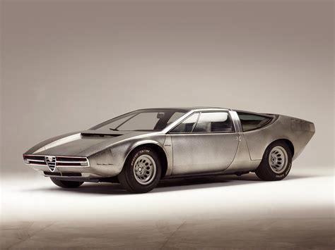 1969 Alfa Romeo Iguana Concept Gallery   Alfa Romeo