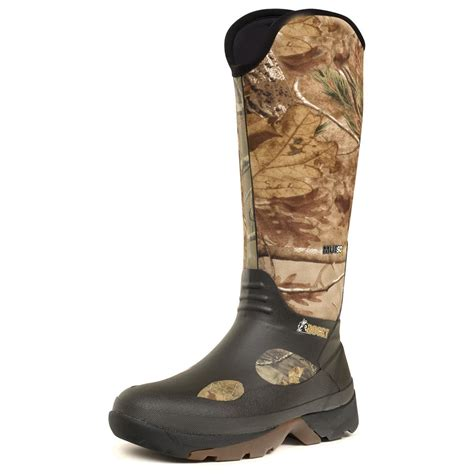 waterproof insulated boots for rocky mudsox waterproof insulated boot 16 quot realtree