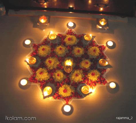 Ideas For Diwali Decoration At Home rangoli karthigai deepam rangoli regular www ikolam com