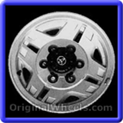Toyota 4runner Bolt Pattern 1991 Toyota 4 Runner Rims 1991 Toyota 4 Runner Wheels At