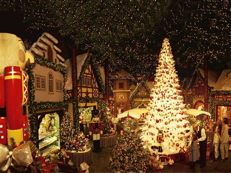 German Table Linens - bavaria k 228 the wohlfahrt offers a year round christmas experience cultural highlights in