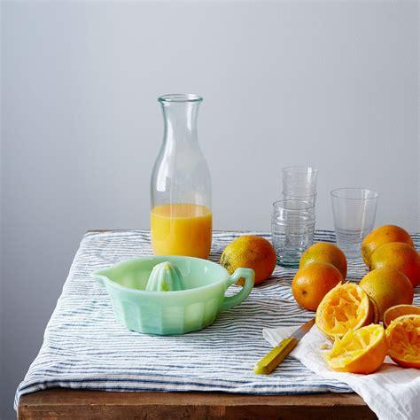 Juicer Gelas glass juicer citrus juicer kitchen tools mosser shop food52 on food52