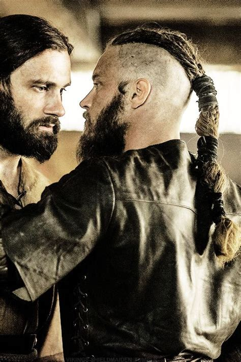 vikings rollo braided hair vikings long hair braids and beards