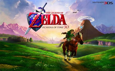 Kaset 3ds The Legend Of Ocarina Of Time 3d the legend of ocarina of time 3d review gamerbolt