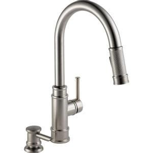 moen ca87008srs lindley kitchen faucet stainless touch kitchen faucets faucets and home depot on pinterest