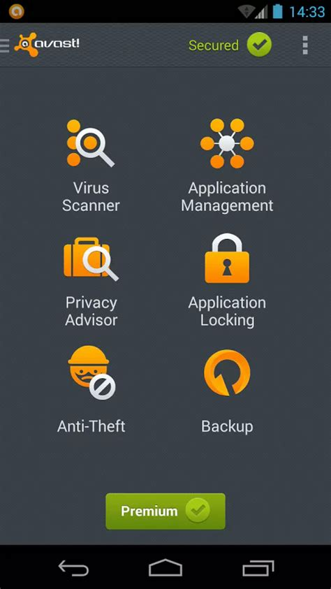 antivirus for android phone top 10 free best antivirus for android device applications