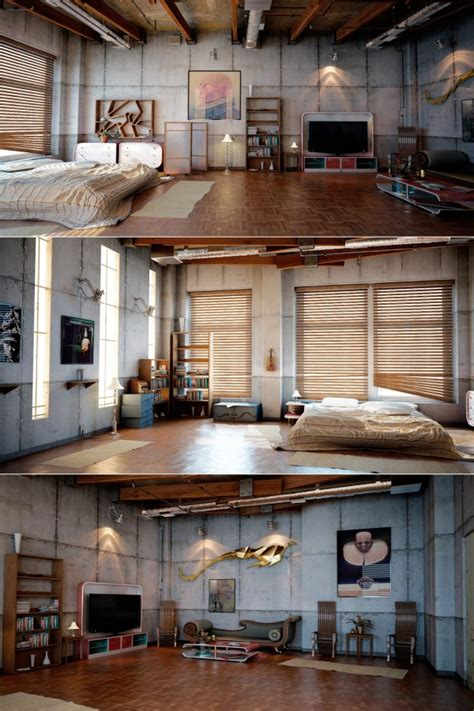 industrial loft design industrial loft design interior design ideas