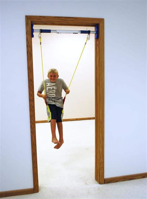 indoor swing make your own playground in your home with indoor swing