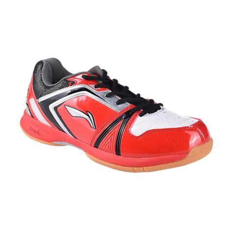 Sepatu Badminton Lining Bolt 1 jual li ning liga sepatu badminton aytl191 1 harga kualitas terjamin blibli