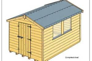 Lawn Tractor Shed by June 2015 Do Best Plan