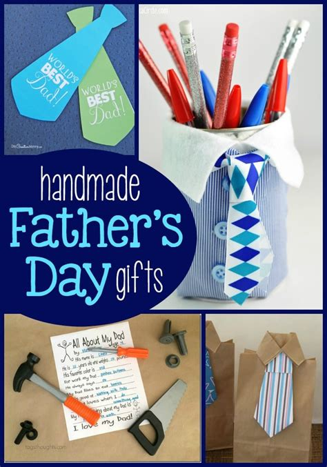 Handmade Fathers Day Gift - 15 handmade s day gifts typically simple