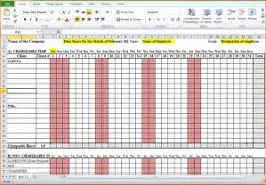 Excel Timesheet Template With Formulas by Timesheet Template Excel 2013 How To Create A Time Sheet