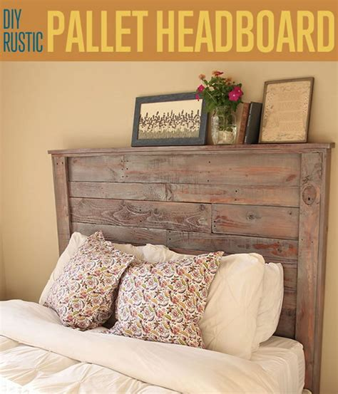 how to make an inexpensive headboard decorate your bedroom with these 25 diy headboards noted list