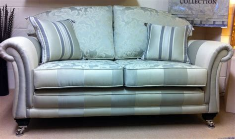 Sofa Gallery Cannock by Ralvern Cannock Sofa Makers Style Sofa In Showroom Gallery On Chrome Castors Ralvern