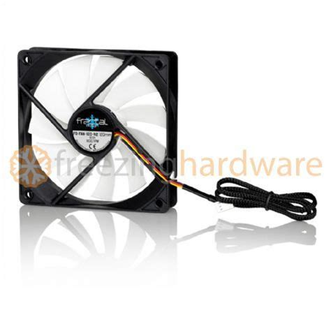 120 x 120 x 25mm fan fractal design silent r2 fd fan ssr2 120 120 x 120 x 25