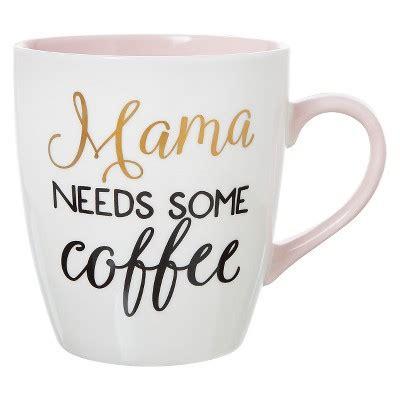 mama needs a house baby needs some shoes lyrics clay art jumbo mug 27oz porcelain quot mama needs some coffee quot target