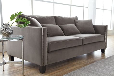 cathedral portsmouth grey fabric sofa buy fabric sofas