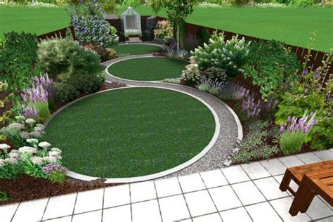 3d Design Images Jm Garden Design London Grass Garden Design 2