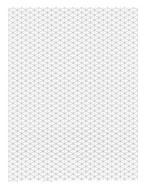 printable graph paper triangle 10 popular types free printable graph paper lifesolved