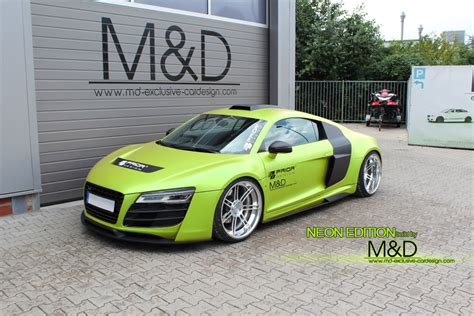 Audi R8 Von Hinten by Tuning F 252 R Audi R8 V8 Coupe Md Exclusive Cardesign
