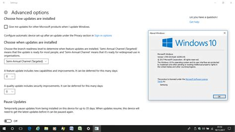 tutorial windows 10 update turn on or off pause updates for windows update in windows