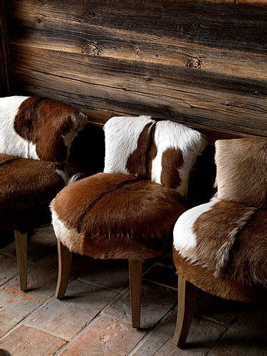 cowhide upholstery best 25 cowhide chair ideas on cow print