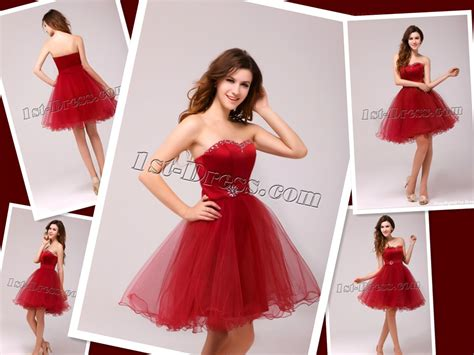 red cocktail dresses for weddings dress images