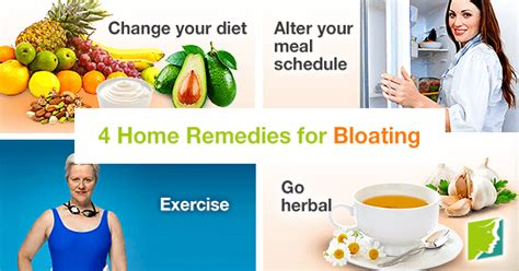 bloat treatment home 4 home remedies for bloating