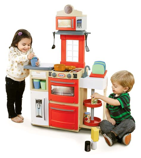 Kitchen The Store For Cook Tikes Cook N Store Kitchen Playset At Best Price
