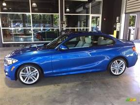 2017 estoril blue metallic bmw 2 series 230i xdrive coupe