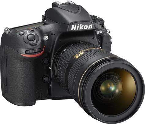 nikon professional nikon canada new nikon d810 hd slr for