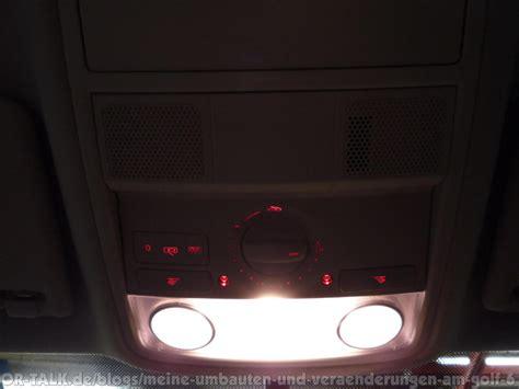 beleuchtung golf 6 p1000607 innenleuchte golf 6 beleuchtung mit sofitte und