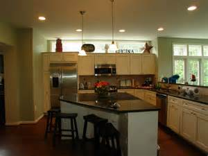 eat in island kitchen cook bros 1 design build remodeling contractor in arlington virginia