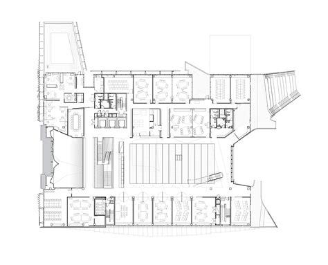 Free Church Floor Plans gallery of melbourne school of design university of