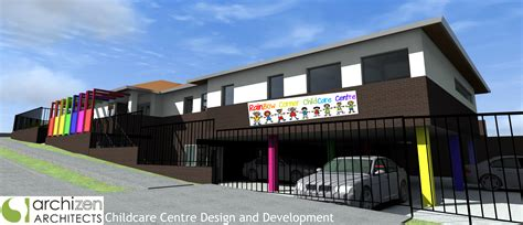 Childcare At Centre Centre by Sydney Child Care Centre Architects