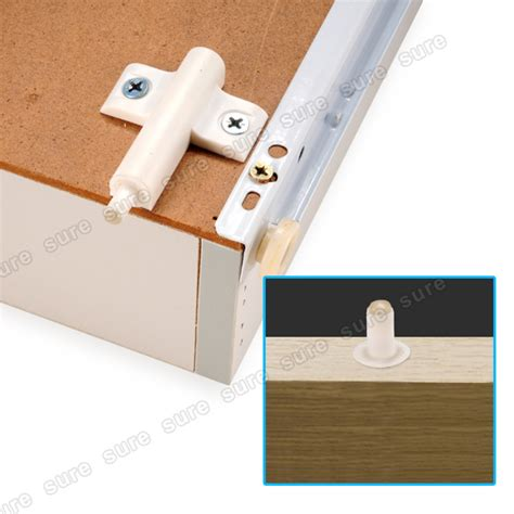 Drawer Buffers by 15 White Kitchen Tool Cabinet Door Soft Closer