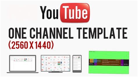 channel template psd cover template psd 2560 x 1440 photoshop